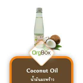 Organic Virgin Coconut Oil (น้ำมันมะพร้าว)