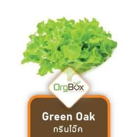 Organic Green Oak (กรีนโอ๊ค) 300 g.