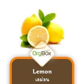 Organic Lemon (เลมอน) 1 piece