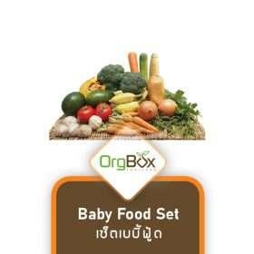 Organic Baby Food Set (2.5-3 kg)