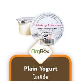 Organic Yogurt (โยเกิร์ต)