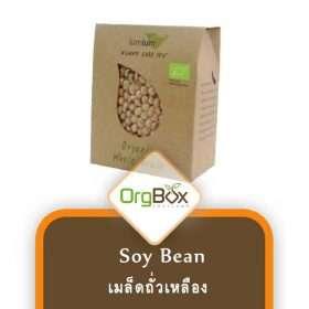 Organic Soy Bean (เมล็ดถั่วเหลือง) 250 g.