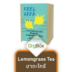 Organic Lemongrass Tea (ชาตะไคร้ออร์แกนิค) 24 g.