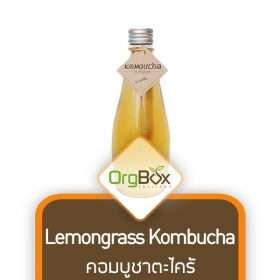 Lemongrass Kombucha (คอมบูชาตะไคร้) 300 ml.