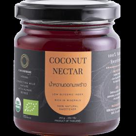 Organic Coconut Nectar (น้ำหวานดอกมะพร้าว) 250 g.