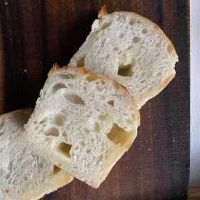 Mini Loaf Cheddar Soft Toast Sourdough (Vegan)
